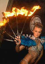 Sapphire Fire Performer 3