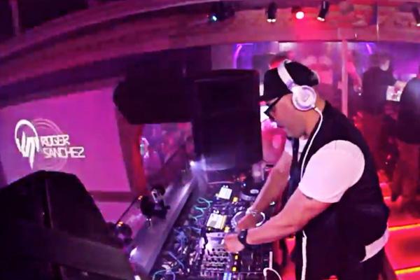 DJ Roger Sanchez Live at Time Bar + Venue