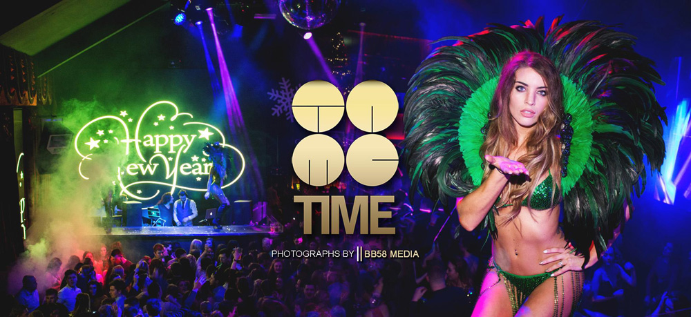 Sapphire Entertainment - NYE At Time