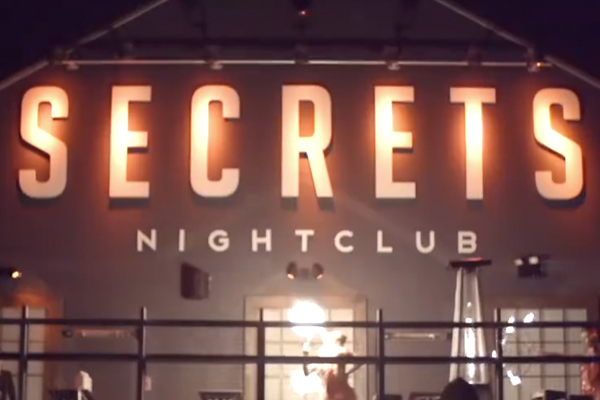 Sapphire Events Providing Male and Female VIP Hosts, Dancers, Fire Breathers, Fire Dancers and much more Entertainment for Secrets Nightclub Magherafelt