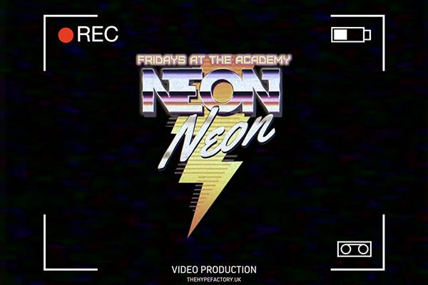 Neon Neon, The Academy, Dublin