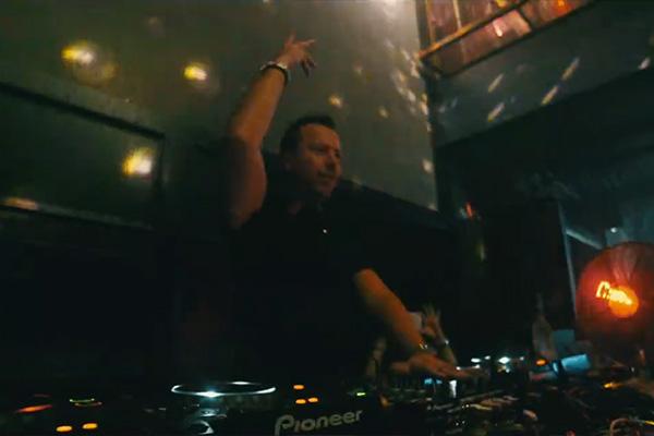Sander Van Doorn at Secrets Nightclub