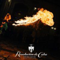 ALICIA : FIRE : CUBA